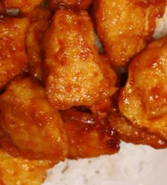 You have to try this sweet and sour chicken recipe, it's so YUMMY!
