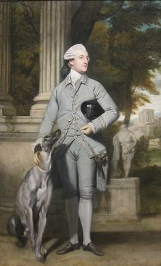 Richard Peers Symons, M.P. (later Baronet) by Joshua Reynolds, 1770-71