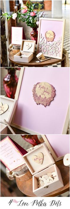 ALternative Wooden Wedding Guest Book Frame  #boho #bohemian #weddingideas #wedding #frame #guestbook