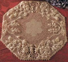 Orvieto Merletto - Italian Crochet Lace
