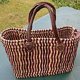 Grass bag made in Morocco by Moroccan women  £14.75, free delivery