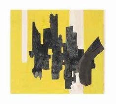 EILEEN GRAY (1879-1976) ABSTRACT COMPOSITION, CIRCA 1925-1930