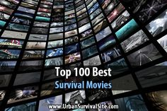 The top 100 best disaster and survival movies that I've seen so far (in my opinion, of course).