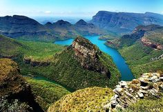 The Panorama Route has got many stops along the way, all which are very interesting and fascinating. It is very amazing to see what we have in South Africa.
