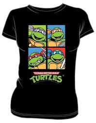 efb426525 The Teenage Mutant Ninja Turtles: 17 t-shirts designs with the fearless  turtles - Fancy T-shirts