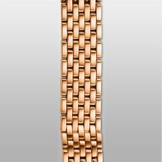 Michele Deco 16mm Rose Gold Bracelet ($600) ❤ liked on Polyvore featuring jewelry, bracelets, rose gold bangle, michele jewelry, art deco jewellery, rose gold jewellery and art deco jewelry