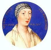 Henry Fitzroy, bastard son of Henry the VIII