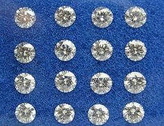 NATURAL LOOSE ROUND DIAMOND LOT OF 1.28 CTS VS 1 CLARITY FOR YOUR JEWELS #Aartidiamonds