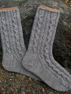 Ravelry: House Greyjoy Socks free pattern