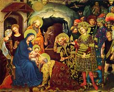 The Three Kings paintings Google Search Italian renaissance art Renaissance art Renaissance artists