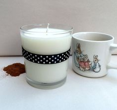 Chocolate Chip Cookies and Tea Scented Candle by PudgeBabyCandles, $12.50