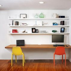 Corporate Office Design Workspaces is unquestionably important for your home. Whether you pick the Interior Design Styles Guide or Modern Home Office Design, you will create the best Office Interior Design Ideas Modern for your own life. Home Office Space, Home Office Desks, Home Office Furniture, Office Decor, Office Ideas, Office Setup, Office Lounge, Office Designs, Kids Office
