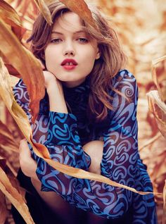The Future Is Bright  Publication: Vogue Australia December 2014 Model: Lindsey Wixson Photographer: Will Davidson Fashion Editor: Christine Centenera Hair: Panos Papandrianos Make-up: Pep Gay