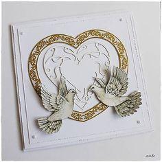 misha_cards / Čistá láska
