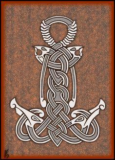 Hammer+of+the+North+by+Wodenswolf.deviantart.com+on+@deviantART