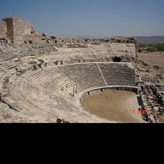 ridvan tuncel - Milet Ancient Theatre (Milettos)_Panoramio - Photo explorer