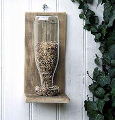Kafijas krūze: Putnu barotavas (bird feeder)