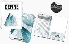Design folder company that makes construction supervision