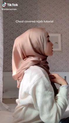 Stylish Hijab, Modest Fashion Hijab, Modern Hijab Fashion, Casual Hijab Outfit, Hijab Fashion Inspiration, Muslim Fashion, Hijab Turban Style, Mode Turban, Simple Hijab Tutorial
