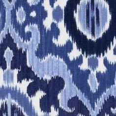 Dear Stella House Designer - Stella Linen Cottons - Stella-Linen59 in Blue