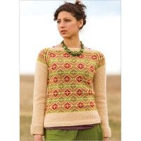 Interweave: Road to Golden, worsted weight, no steeks