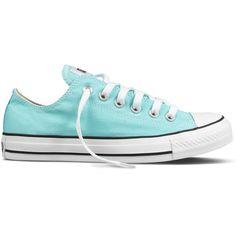 Tiffany Blue (aruba blue) converse!