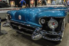 1954 Buick Wildcat – SEMA 2013 | Forged Photography
