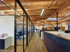 Commercial Office design