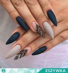 Zobacz zdjęcie Eleganckie paznokcie :) w pełnej rozdzielczości