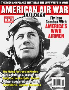 WWII US Airmen Faced Deadly Odds in Europe's Air War, New Publication Says - http://www.warhistoryonline.com/war-articles/wwii-us-airmen-faced-deadly-odds-in-europes-air-war-new-publication-says.html