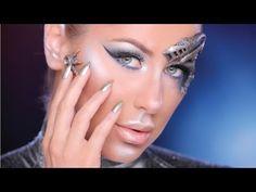 M·A·C Star Trek — Seven of Nine by Chrisspy! | MAC Cosmetics - YouTube | Bloglovin'