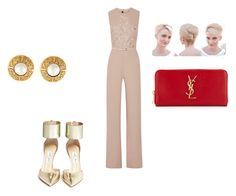"""""""Time from go to a gala"""" by paula-camacho on Polyvore"""