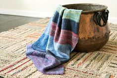 Old Denim Blanket   by Cirilia Rose
