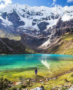 Humantay Lake, Peru