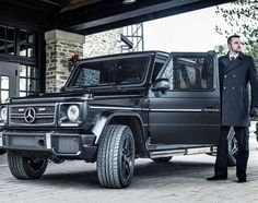 Must have. | Mercedes-Benz G63 AMG worth $1 Million USD
