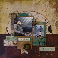 Dreams - Kaisercraft - Time Machine Collection