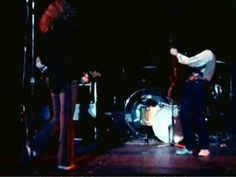 Dazed And Confused - Led Zeppelin (Video). Check out Jimmy Page playing guitar with a violin bow!!