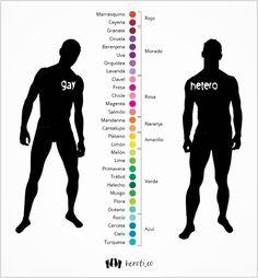 #Colores #Humor #Gay