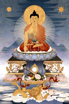 "sleeping–buddha:  "" Shakyamuni Buddha  """