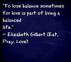 Eat pray & love