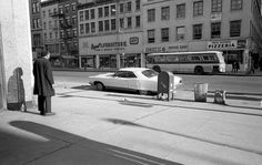 1970 Street Scene (NYC) // THE SHADOW by BODIPRODUCTIONS on Etsy