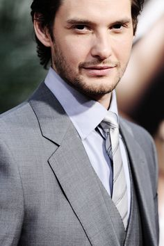 Ben Barnes would be a great choice to play Hallm, son of Lord Tollam. Playful jokester, he banters with his father but shows no mercy in battle.