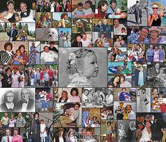 80th Birthday Photo Collage Gift Idea