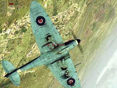 Wings of Prey /Sicilie /Spitfire MK.IX proti italským a německým stíhačům - YouTube