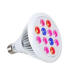 Sino Banyan Plant Grow Light Bulb24W E27 Hydroponic LED Review https://ledgrowlightsreviews.info/sino-banyan-plant-grow-light-bulb24w-e27-hydroponic-led-review/