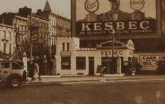 White Tower, Greenwich Avenue, 1930's
