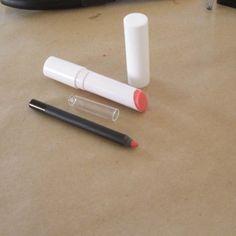 DIY Cosmetics ~ lipstick