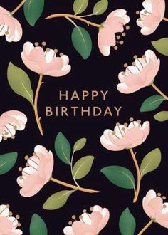 Birthday Quotes : Magnolia Birthday Black Birthday Quotes : Magnolia Birthday Black & Personalised Birthday Card The post Birthday Quotes : Magnolia Birthday Black & Birthday appeared first on Happy birthday . Best Birthday Wishes Quotes, Happy Birthday Wishes Cards, Happy Birthday Friend, Birthday Blessings, Birthday Cards For Her, Happy Birthday Pictures, Happy Birthday Cakes, Happy Birthdays, Birthday Images