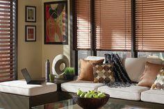 Hunter Douglas Contemporary Window Treatments