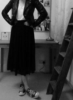 Long Skirt, Converse